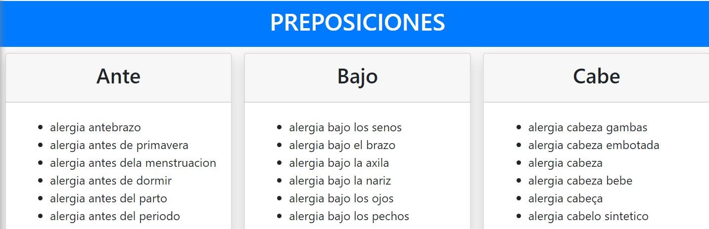 keyword research kiwosan preposiciones